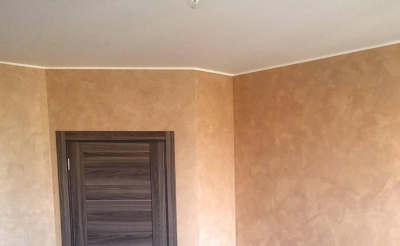 Полосы на потолке после покраски: как избежать