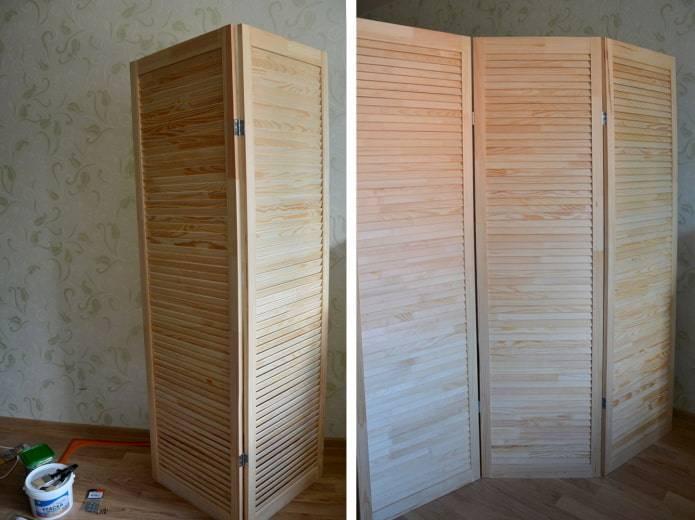 Декоративная ширма своими руками: мастер-класс как сделать правильно » интер-ер.ру