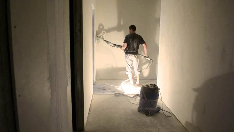Как выровнять стены под покраску своими руками: технология, видео, цены