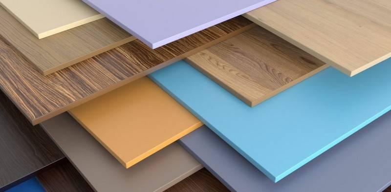 Панели ПВХ для потолка: размеры и технология монтажа