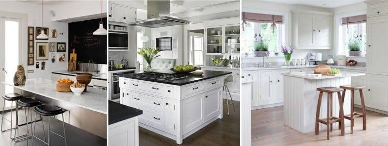 Кухня с островом (72 фото) идеи дизайна, планировки