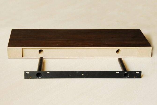Виды кронштейнов и креплений для полок: советы по подбору и монтажу фурнитуры