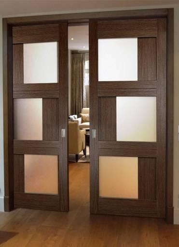 Дверь-гармошка: фото, виды, материалы, преимущества и недостатки