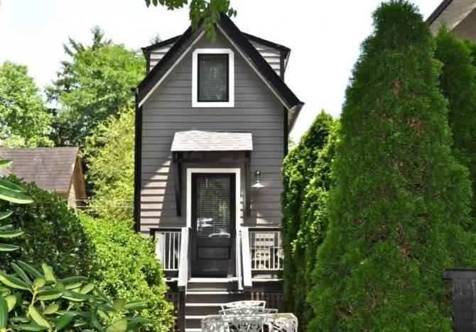 Удачные планировки узкого дома с мансардой на загородном участке: фото, проекты длинных одноэтажных и двухэтажных коттеджей