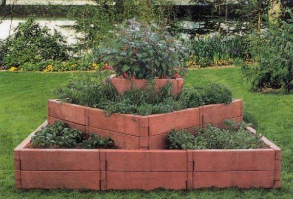 Грядки своими руками не как у всех: интересные идеи для дачного дизайна - огород, сад, балкон - медиаплатформа миртесен