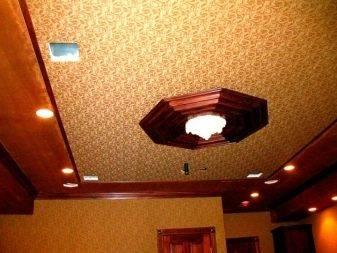 Что собой представляют натяжные потолки из пвх пленки?