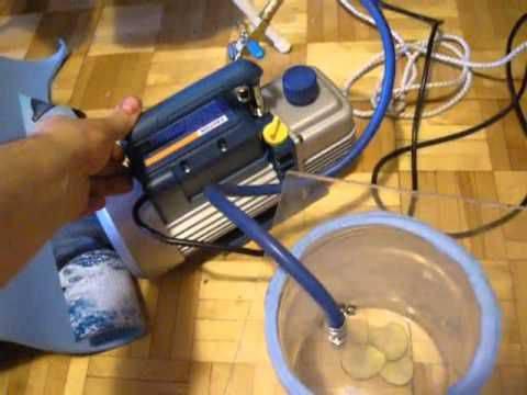 Вакуумный насос своими руками: советы по изготовлению аппарата из подручных средств
