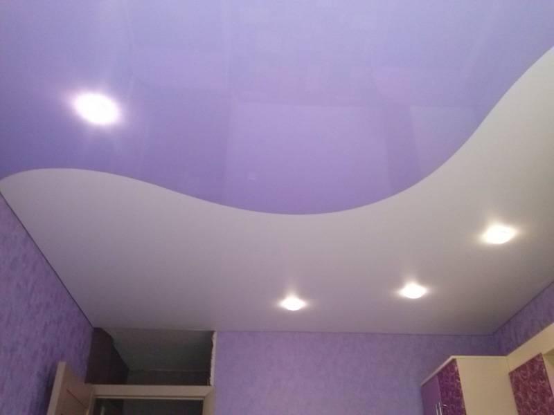 Как выбрать цвет натяжного потолка, какой лучше, инструкции на фото и видео