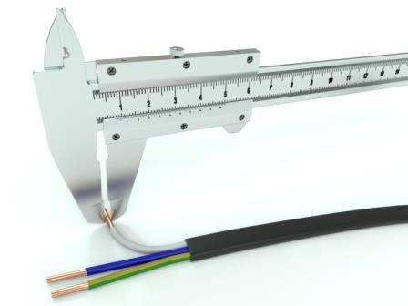 Как определить сечение провода по диаметру и наоборот: формулы и готовые таблицы
