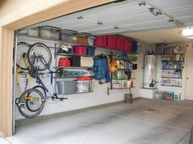 Тонкости обустройства гаража