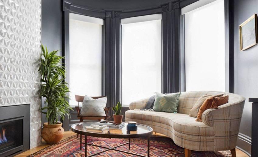Создаем неповторимый интерьер гостиной в частном доме: фото и 5 популярных стилей