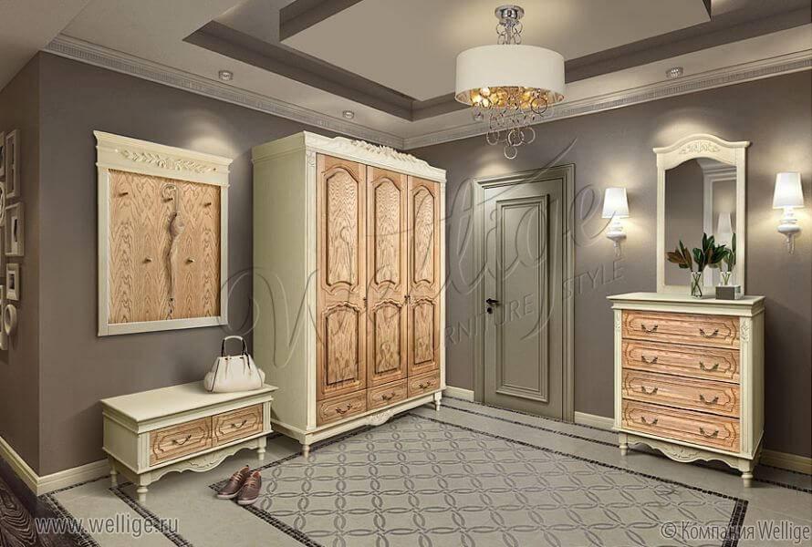 Шкафы в стиле «прованс» в интерьере (51 фото): модели в виде витрины для одежды, как покрасить и сделать декупаж