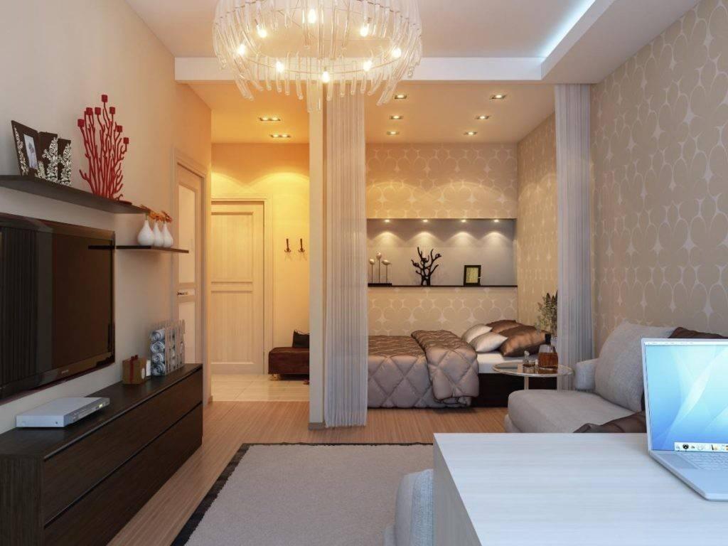 75 вариантов организации пространства квартиры студии 20 кв.м.