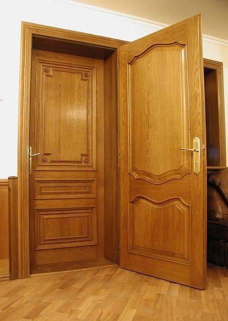 Как сделать двери из фанеры своими руками: пошаговая инструкция