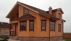 Внутренняя отделка «блок-хаусом» (36 фото): дизайн внутри дома своими руками, особенности монтажа в помещении