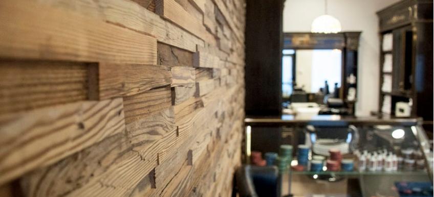 Отделка стен под дерево: преимущества, способы, монтаж