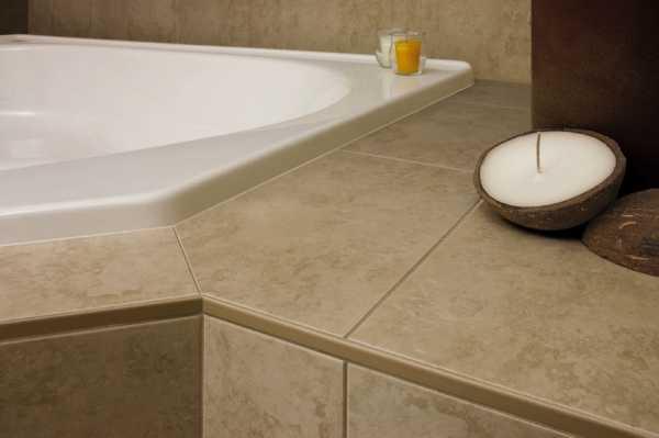 Уголок для плитки: керамический под плитку, пластиковый