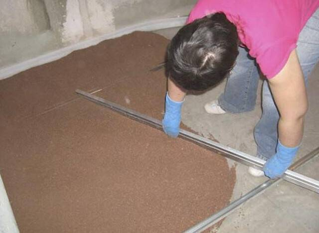 Керамзитобетонная стяжка: минимальная толщина и устройство