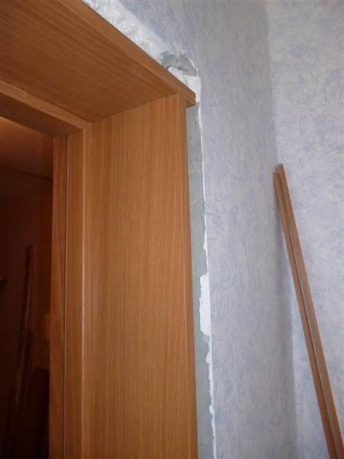 Как установить доборы на межкомнатные двери своими руками - myprofnastil
