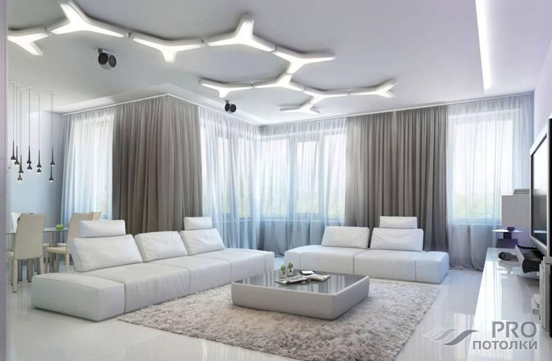 Как визуально увеличить высоту потолка — эффективные методы