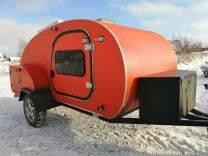 Зимний автодом на колесах для круглогодичного проживания - плюсы и минусы, технические особенности