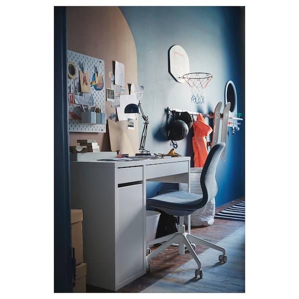Письменный стол икеа: как подобрать идеальный вариант (130 фото-идей)