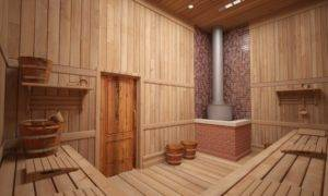Строительство сауны своими руками: поэтапное возведение под ключ