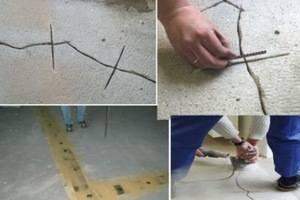 Как положить линолеум на бетон пол: технология работы