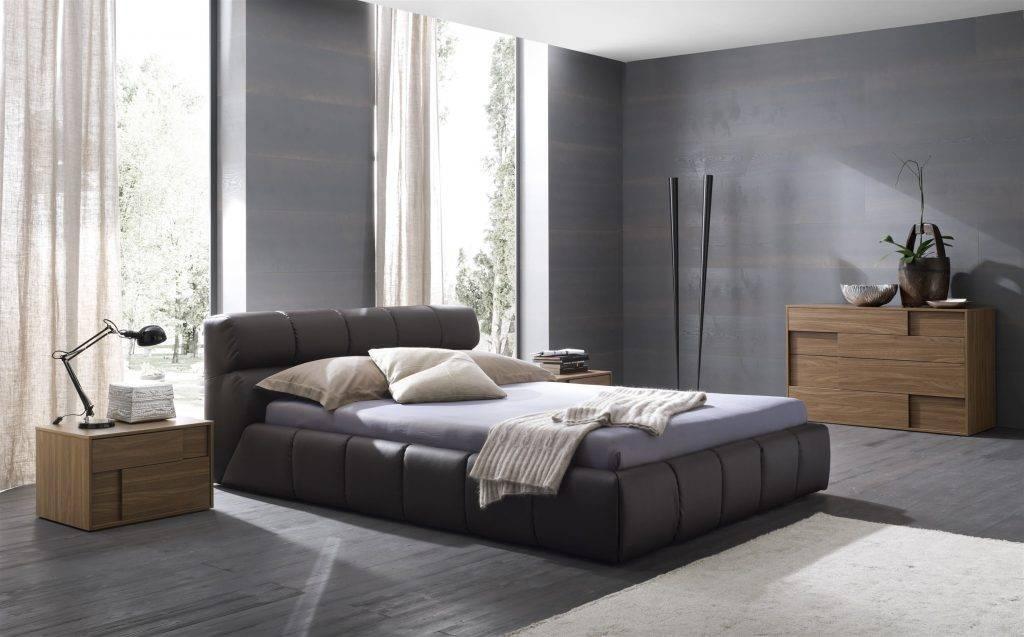 Спальня в стиле модерн - 100 фото ярких и необычных идей дизайна