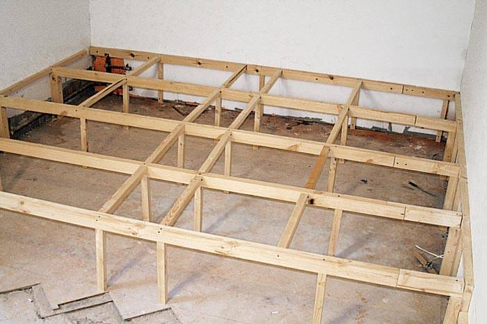Как сделать подиум в квартире?