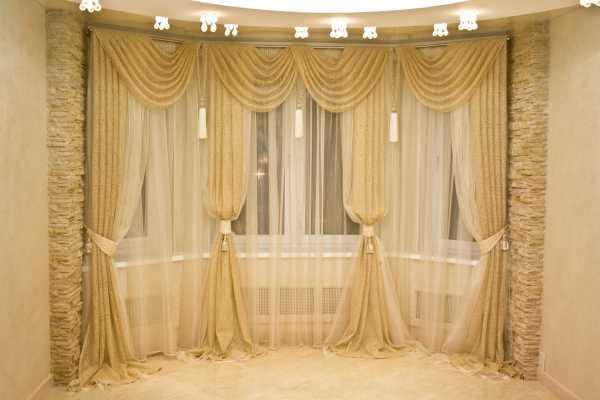 Комбинированные шторы: правила сочетаний штор, советы по выбору и интересные решения по использованию штор в дизайне интерьера