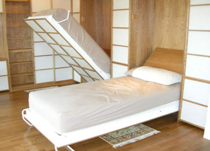 Как сделать своими руками шкаф кровать? - блог о строительстве