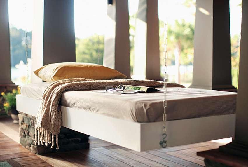 Откидная кровать, встроенная в шкаф: сборка своими руками