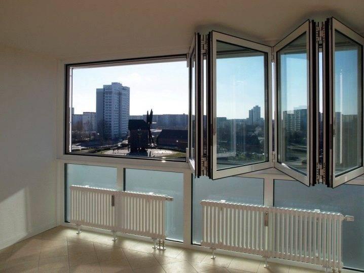 Французские окна в дизайне интерьера