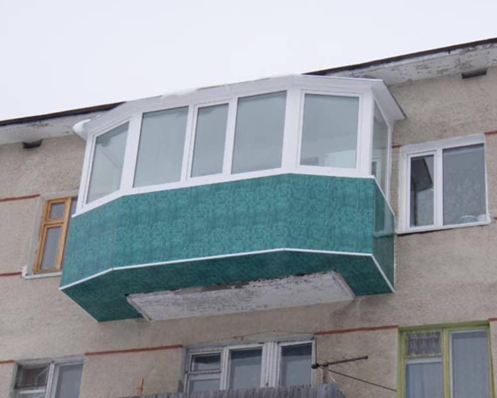 Балкон в «хрущевке»: особенности и способы оформления