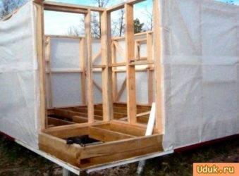 Каркасная баня своими руками пошаговая инструкция, как построить и сделать