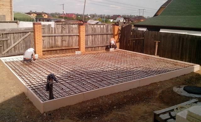 Как построить каркасную баню на даче своими руками