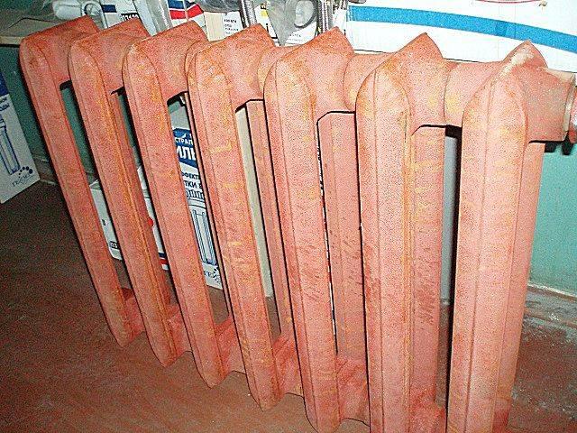 Чугунный радиатор мс 140 — вес, размеры, допустимое давление и другие технические характеристики