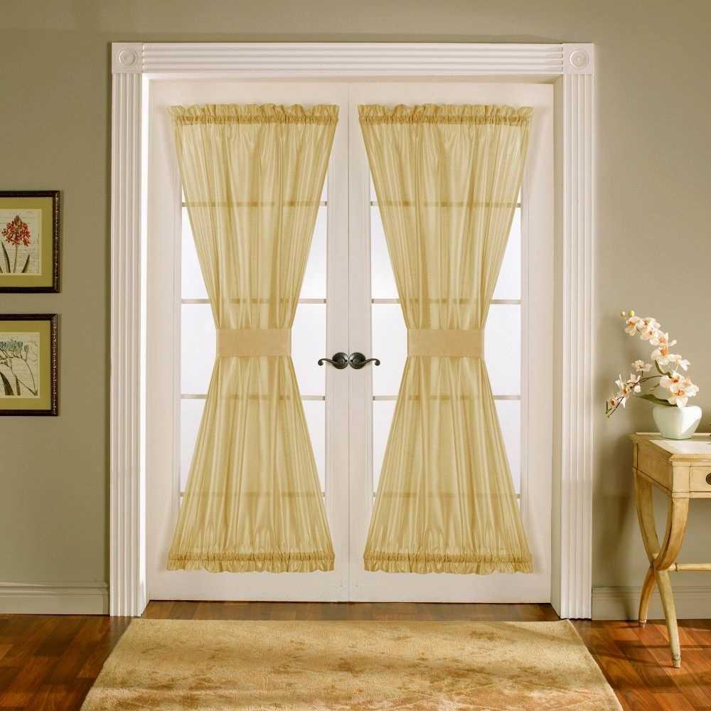 Украшаем дверной проем без двери: декоративные шторы своими руками (бамбуковые, из ниток) мастер-класс, фото, видео » интер-ер.ру