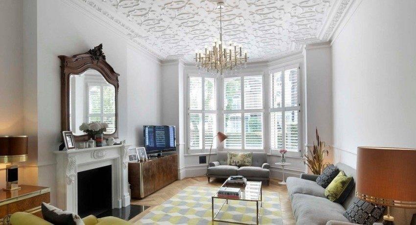 Плитка потолочная без швов – виды, как правильно наклеить на потолок