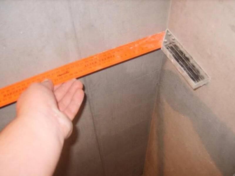 Штукатурка наружных и внутренних углов: пошаговая инструкция