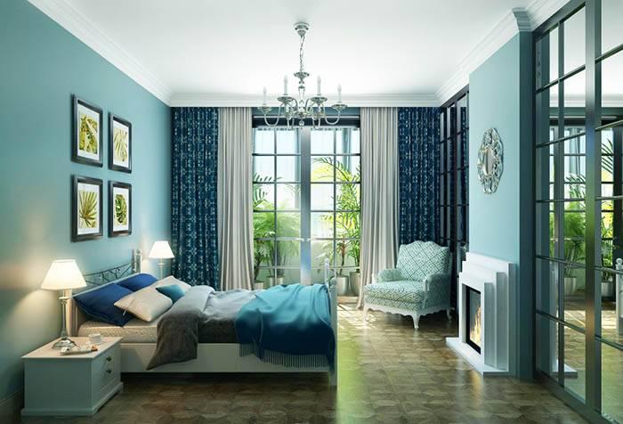Какого цвета шторы подойдут к серому интерьеру - арт интерьер