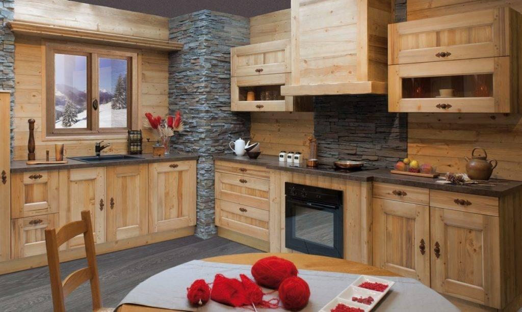 Стилистические особенности дизайна кухни в деревенском стиле