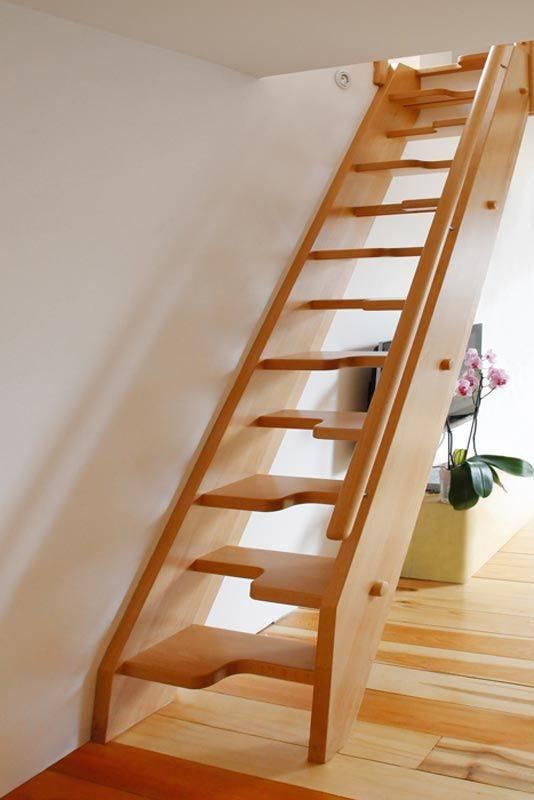 Лестница на чердак своими руками – пошаговая инструкция