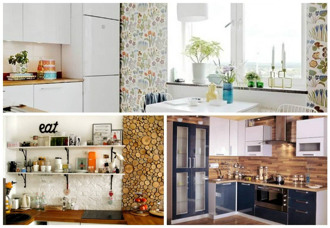 Покраска стен на кухне (65 фото): идеи дизайна