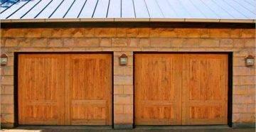 Монтаж и установка распашных гаражных ворот своими руками, чертежи, размеры и инструменты