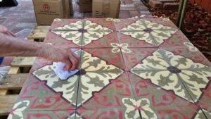 Как выбрать напольную плитку