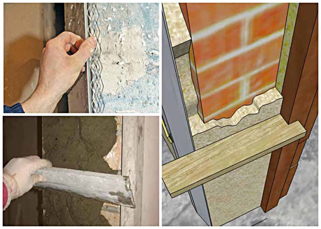 Как оформить дверной проем входной двери: варианты отделки, дизайн изнутри (фото)