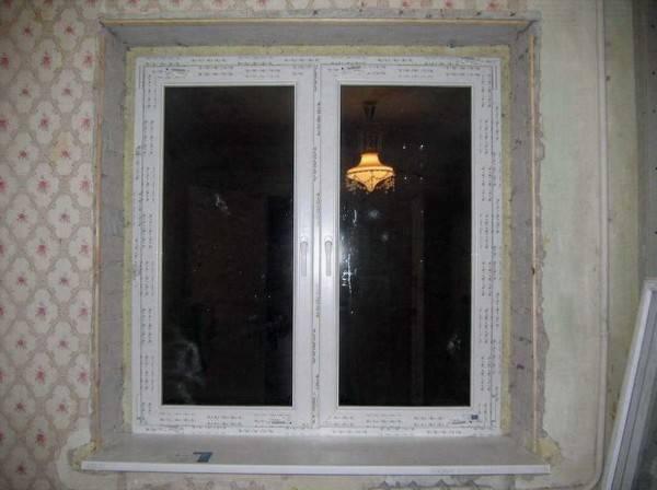 Установка откосов на пластиковые окна - 4 метода с инструкциями!