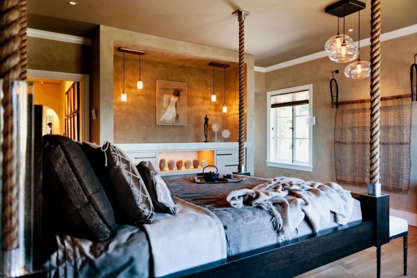 Как создать комфортный дизайн спальни 10 кв. м.